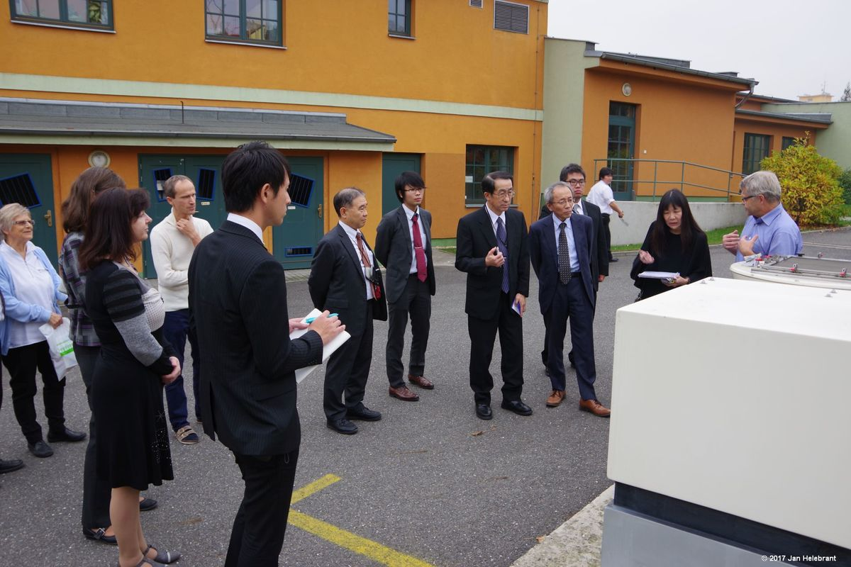 Czech-Japan - IAEA workshop for the Fukushima Prefecture - The Centre for Environmental Creation
