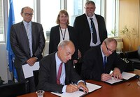 Arrangements for the cooperation between IAEA and the SURO
